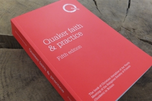 1. Reading 'Quaker faith & practice' - Stage 1
